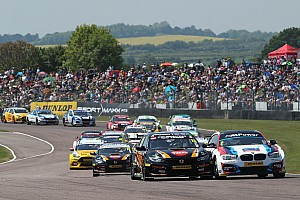Turkington aims to break Rouse's BTCC title record
