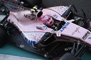 Force India покаже нову машину Ф1 у понеділок вранці
