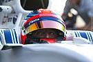 Кубица проведет три пятничные тренировки за рулем Williams