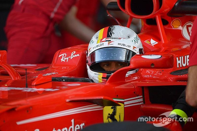 Феттель: Ferrari знає, як перемогти Mercedes