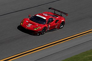 IMSA Breaking news Risi Ferrari won't contest full IMSA season