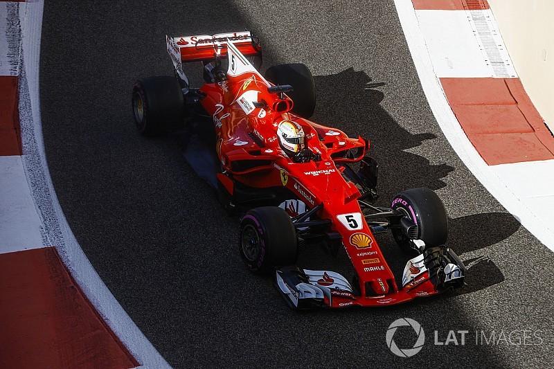 Tes F1 Abu Dhabi: Vettel teratas, Kubica ketujuh