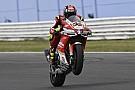 World Superbike Misano WSBK: Savadori leads Aprilia 1-2 in Friday practice