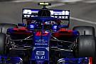 Formula 1 Gasly, Toro Rosso'yu son bölüme taşıdığı için mutlu