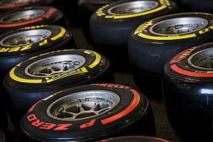 Pirelli onthult bandenkeuze voor eerste races van 2019