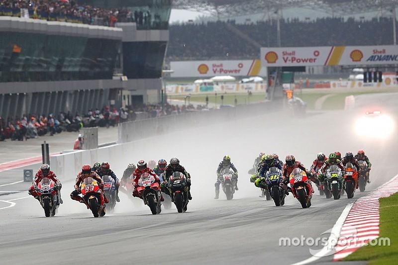 Los horarios del Gran Premio de Malasia de MotoGP