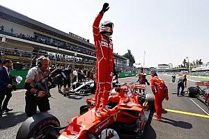 Formule 1 Résumé de qualifications Qualifs - Vettel chipe la pole à Verstappen!