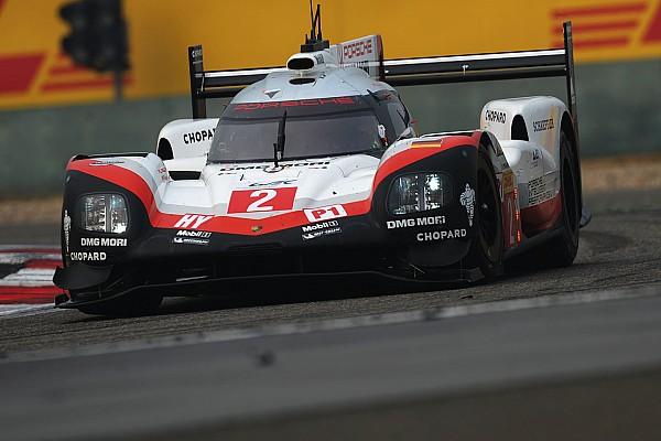 Porsche in Schanghai defensiv zum WEC-Titel? Von wegen!