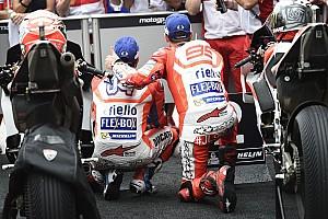 MotoGP Reactions Lorenzo tak akan bantu Dovizioso