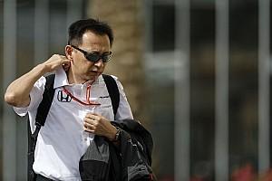 本田宣布F1项目管理层调动