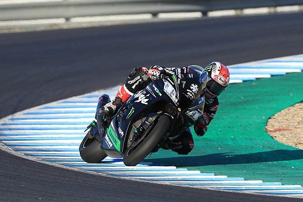 Campeão de Superbike supera pilotos da MotoGP em teste