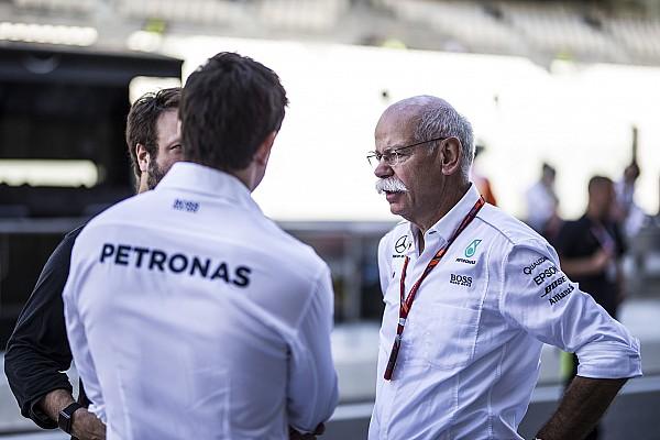 Формула 1 Важливі новини Дітер Цетше: Ми залишаємось у Формулі 1