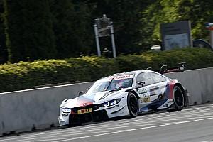 DTM Race report Norisring DTM: Wittmann wins, Glock and Paffett clash again