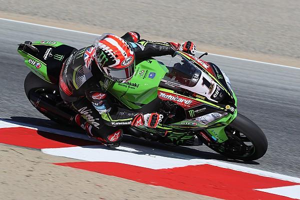 World Superbike Laguna Seca WSBK: Rea doubles up with dominant win