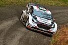 WRC Großbritannien: Evans wird am Freitag Favoritenrolle gerecht