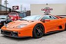 Automotive Un impresionante Lamborghini Diablo GTR del año 2000, a la venta
