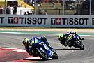 """MotoGP Rossi: """"Suzuki nos dará problemas a menudo este año"""""""
