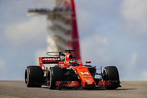 Алонсо: Нове переднє антикрило McLaren є великим кроком до 2018 року