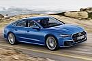 Auto Découvrez la nouvelle Audi A7 Sportback