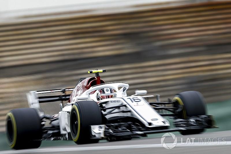 Les progrès de Leclerc gâchés par une sortie de piste inexpliquée