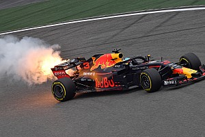 Formule 1 Résumé d'essais libres EL3 - Ferrari frappe fort, explosion du moteur de Ricciardo