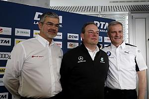 DTM Noticias BMW y Mercedes-AMG discrepan en su visión para el DTM 2019