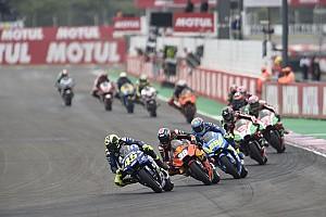 MotoGP Actualités La Commission de sécurité s'accorde sur des sanctions plus sévères