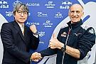 カシオ、トロロッソとのオフィシャルパートナー契約を2019年まで更新