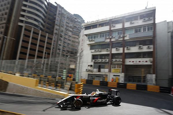 F3 Palou, 11º en Macao: