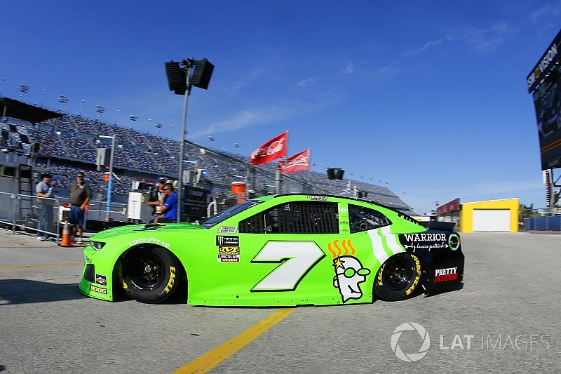 Opinion: Brand intact, Danica leaves NASCAR with promises unfulfilled