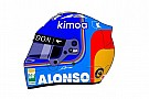 Формула 1 Алонсо радикально змінив розфарбування шолома