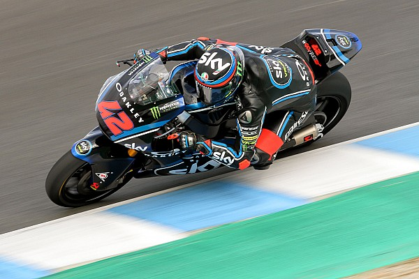 Moto2 Test Test Jerez, Giorno 2: Pecco Bagnaia si conferma in forma