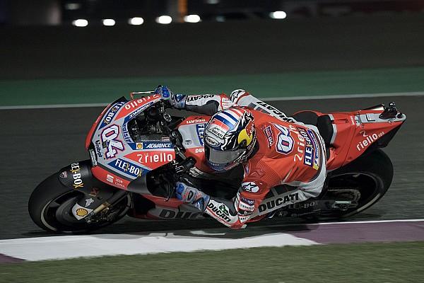 MotoGP Gara Trionfo Ducati in Qatar: Dovizioso batte Marquez! Sul podio anche Rossi