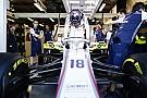 Formula 1 Williams: il motore Mercedes di Stroll non ha riportato danni