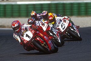 World Superbike Breaking news Rea: Matching Fogarty's win tally would be