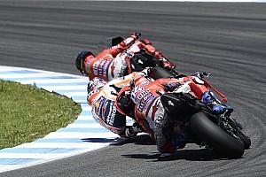 MotoGP Reactions Lorenzo sebabkan peluang kemenangan Dovizioso sirna