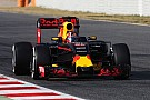 Red Bull Racing: A very good end for the first pre-season test of 2016