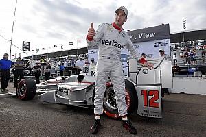 IndyCar Reporte de calificación Power logra la pole en San Petersburgo y  Penske el 1-2-3-4