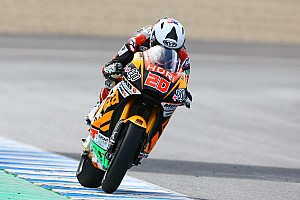 Moto2 Test Test Jerez, Giorno 3: Quartararo emerge con il maltempo