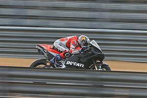 Довіціозо задоволений відчуттями і темпом мотоцикла Ducati