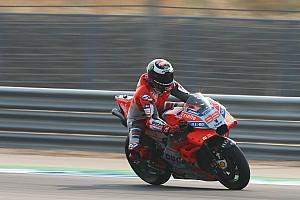 MotoGP Breaking news Lorenzo still not