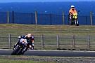Superbikes Van der Mark begint solide aan seizoensopener op Phillip Island