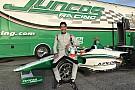 Indy Lights Celis vai disputar Indy Lights com Juncos Racing