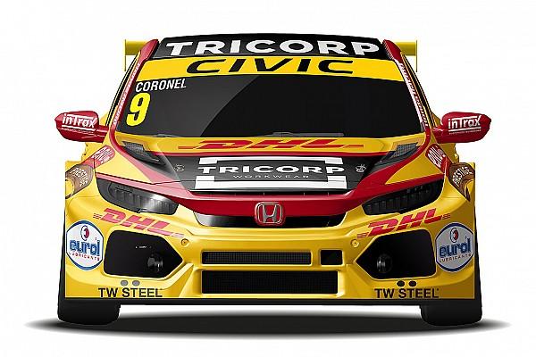 WTCC Motorsport.com hírek Coronel egy Hondát fog hajtani a WTCR-ben Monteiro csapattársaként