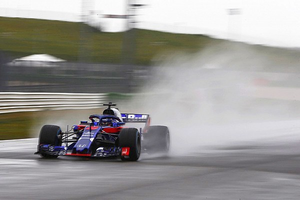 F1 Noticias de última hora Toro Rosso mostró una primera imagen de su F1 de 2018