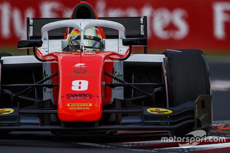 Boccolacci, MP Motorsport takımında Merhi'nin yerini alacak