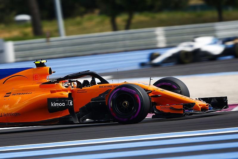Williams e McLaren