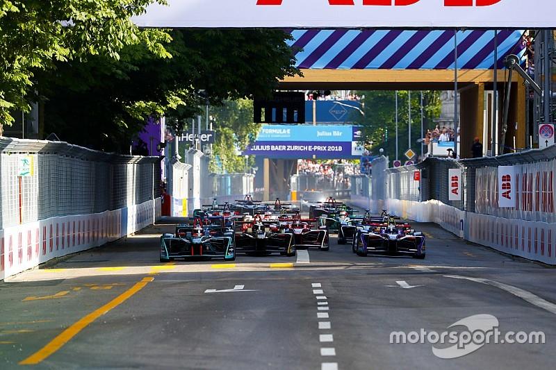 """Colonna Cyndie Allemann: """"Dubito che la Formula E possa aprire la porta ad altre corse in Svizzera"""""""