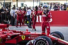 Ferrari привезла в Остин обновления, но получил их только Феттель