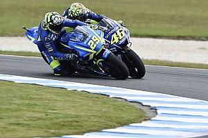 MotoGP Contenu spécial GP d'Australie - Les plus belles photos de la course